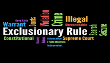 the exclusionary rule | Law Assignment Help